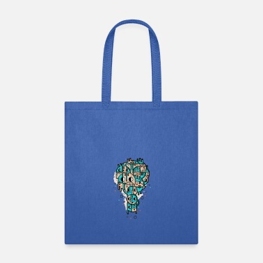 Stamp Stamp - Tote Bag