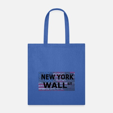Wallstreet New York Wallstreet - Tote Bag