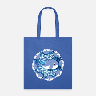 Whale Of A Good Time - Tote Bag