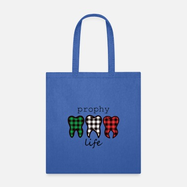Red Black And Green Prophy Life Buffalo Trio - Tote Bag