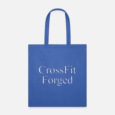 Funny Crossfit Crossfit, Crossfit Forged, Crossfit Shirt, - Tote Bag