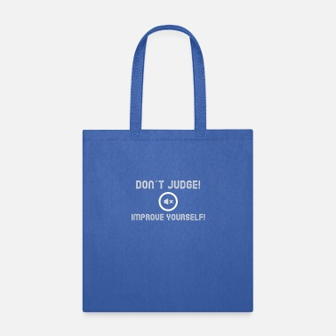 Improve yourself! - Tote Bag