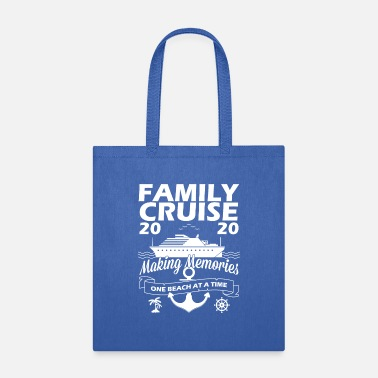 Gear Making Memories Matching Family Cruise 2020 - Tote Bag