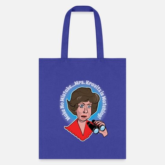 Wonderbaar Gladys Is Watching Tote Bag   Spreadshirt CT-82