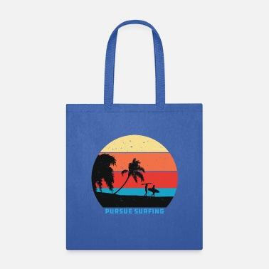Fan Pursue Surfing Gift For Surfer And Surfing Fan - Tote Bag