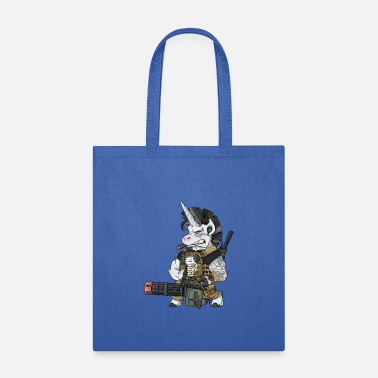 Rpg Soldier Army Military Unicorn Operator Gift Ideas - Tote Bag