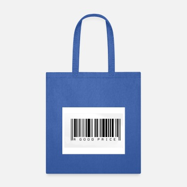 Bar Code BAR CODE - Tote Bag