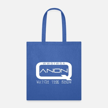 Q TV Watch The Show - Tote Bag