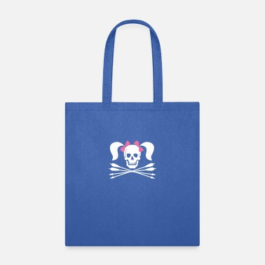 Archer Girl Pirate Archer Girl - Tote Bag