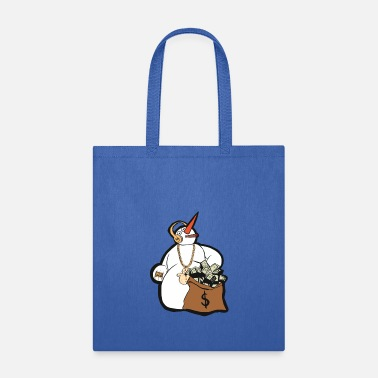 Frost Frost from da hood - Tote Bag