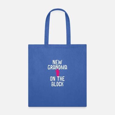Grandma Announcement Grandma to Be New Granny Nana Pregnancy Birth - Tote Bag