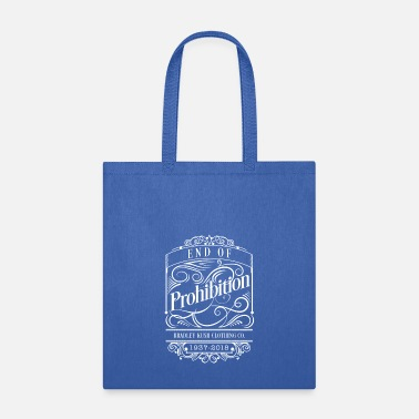 Prohibition End of Prohibition - Tote Bag