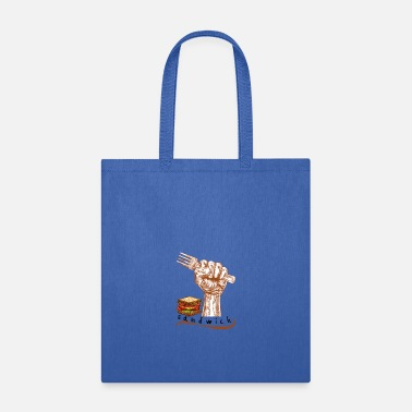 Knuckle knuckle sandwich - Tote Bag