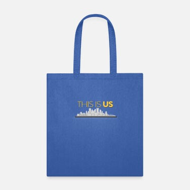 this is us pittsburg - Tote Bag