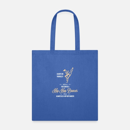 Stains Bags & Backpacks - Hip hop - Tote Bag royal blue