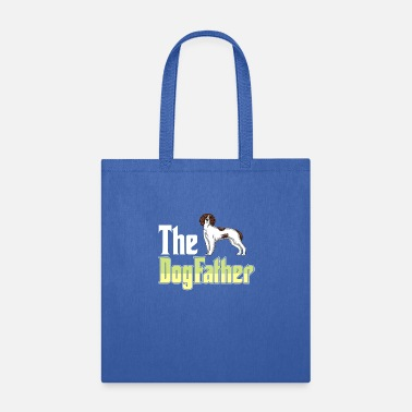 English Springer Spaniel The Dogfather English Springer Spaniel Funny Dog - Tote Bag