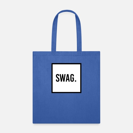 Youtube Bags & Backpacks - Swag - Tote Bag royal blue