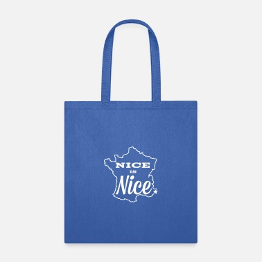 Nice Nice Is Nice - Tote Bag