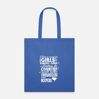 Country Country Girls Keeper - Tote Bag