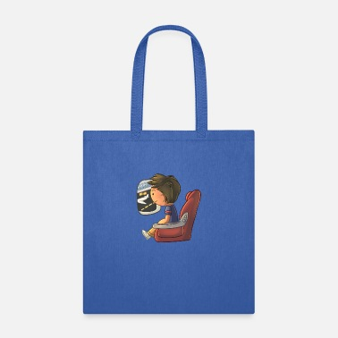Take-off-plane Planes Take Off - Tote Bag