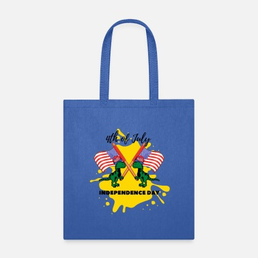 4th of July T-Shirt - Tote Bag