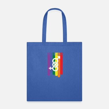 Tops Gay Love Wins LGBT Gay Pride - Tote Bag