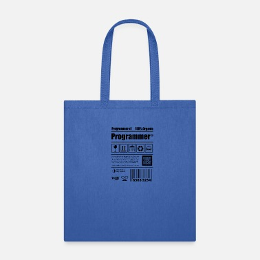 Java Coder programmers caffeine developers Gift - Tote Bag