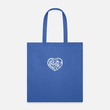 Romantic Heart - Tote Bag
