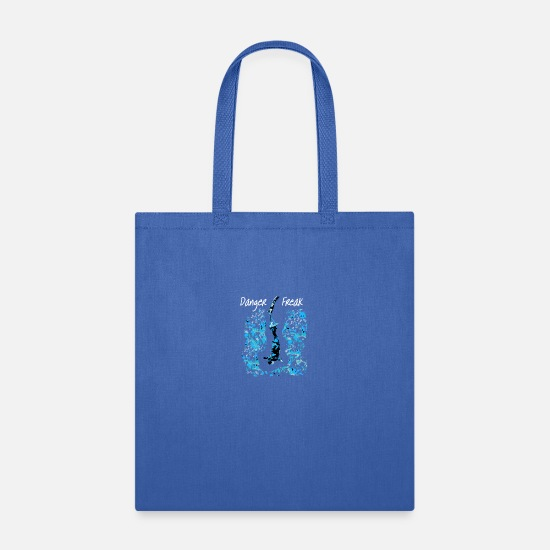 Freestyle Bags & Backpacks - dangerfreak - Tote Bag royal blue