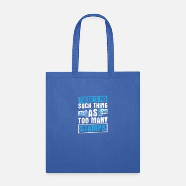 Stamp Perfect Stamps Design Quote No Such Thing - Tote Bag