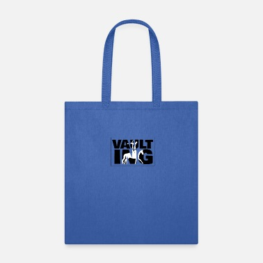 Gymnastic Vaulting horse - Tote Bag