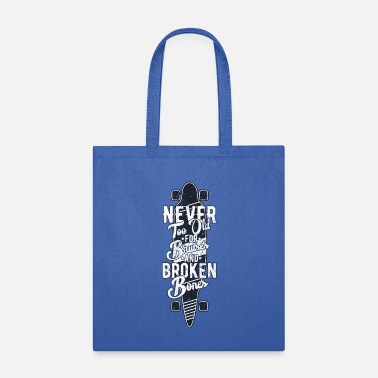 Death Never too old - Tote Bag