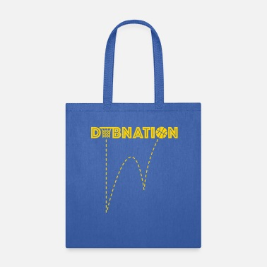 Green And Gold DubNation Fan - Tote Bag