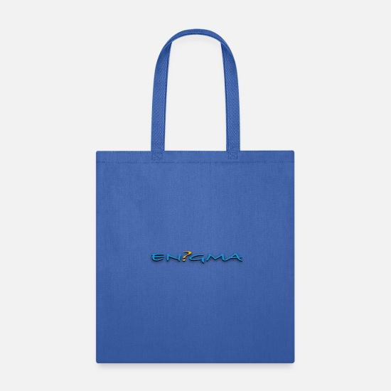 Sindre Bags & Backpacks - ENIGMA DESING - Tote Bag royal blue