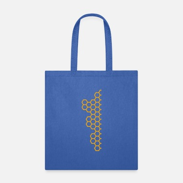 Honeycomb Honeycombs - Tote Bag
