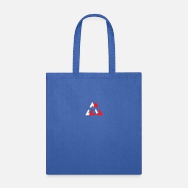 Double double rectangle - Tote Bag