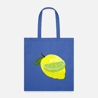Plants Lime Wedge - Tote Bag