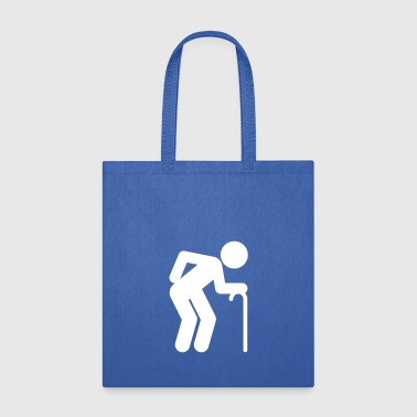 A Man Age At Retirement Age - Tote Bag