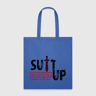 Suit Up! - Tote Bag
