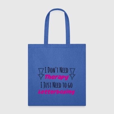 Letterbox Therapy - Tote Bag
