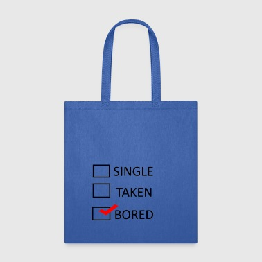 BORED - Tote Bag