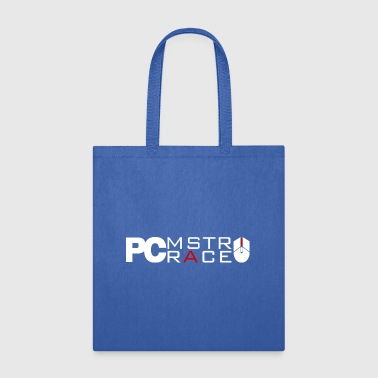 pc master race gamer gaming gift idea present - Tote Bag