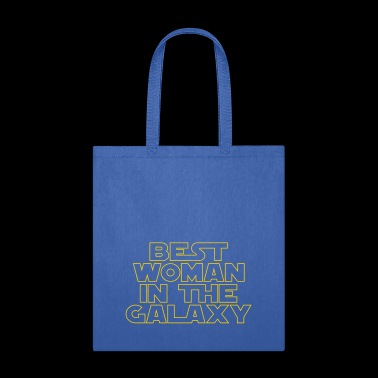 Best Woman in the Galaxy - Tote Bag