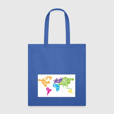 Map - Tote Bag