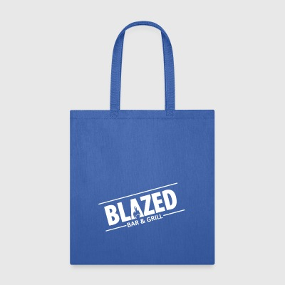 Blazed Grill - Tote Bag