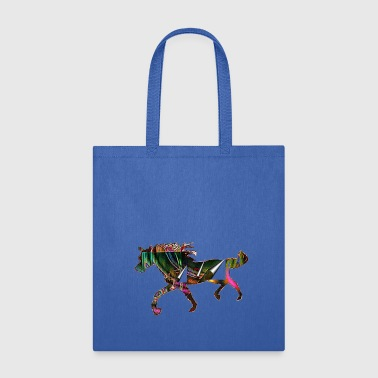 The souvenir horse - Tote Bag