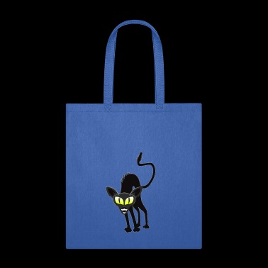 WICKED HALLOWEEN KITTY - Tote Bag