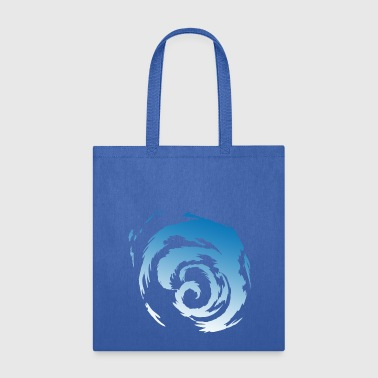 Wave - Surfing - Beach - Tote Bag