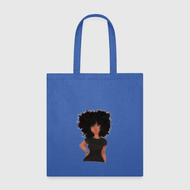 Naturally Curly - Tote Bag
