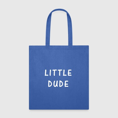 Funny Little Dude Graphic Novelty Tee - Tote Bag